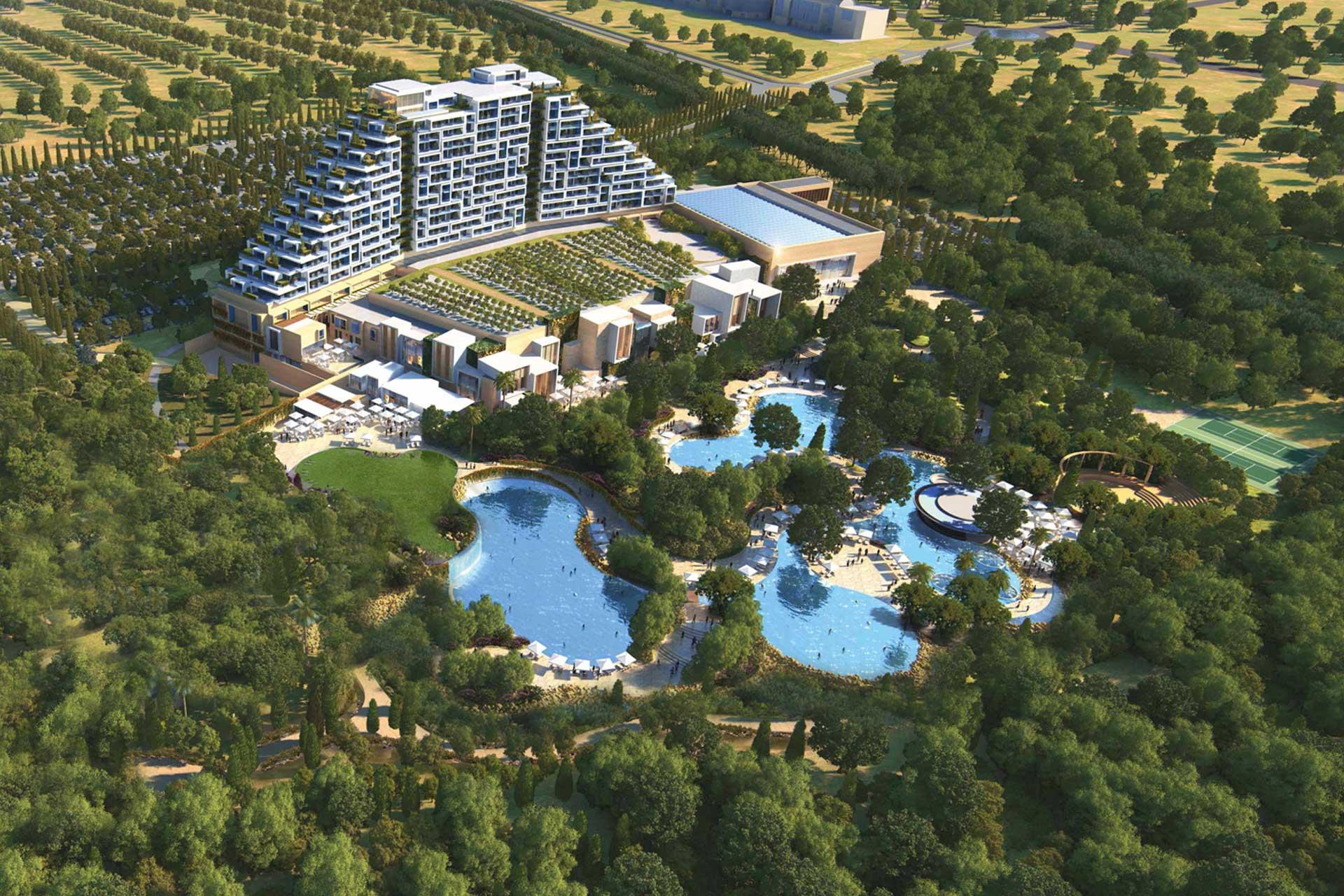 ELEMEC GBC - Projects, City of Dreams Mediterranean