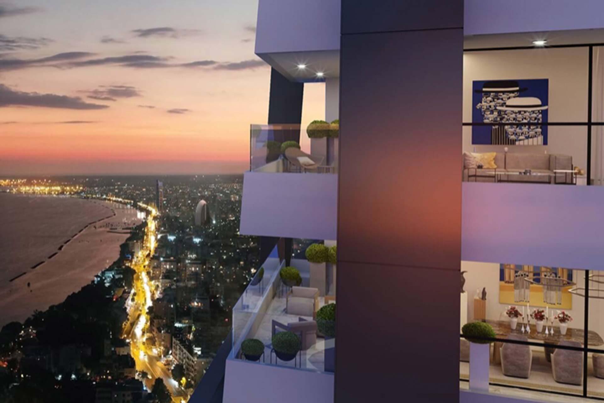 ELEMEC GBC - Projects, The Icon, Limassol