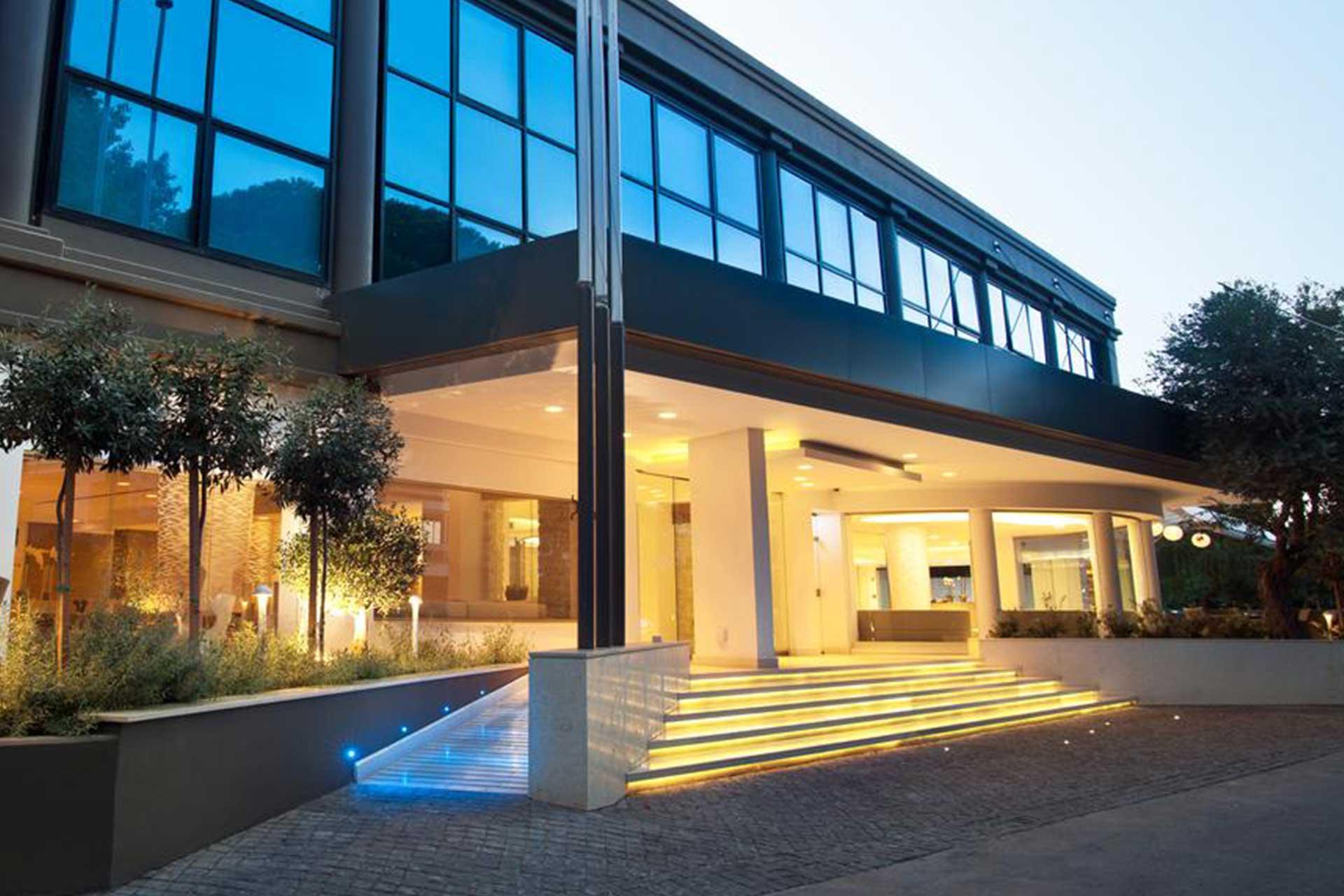 ELEMEC GBC - Projects, Alasia Hotel