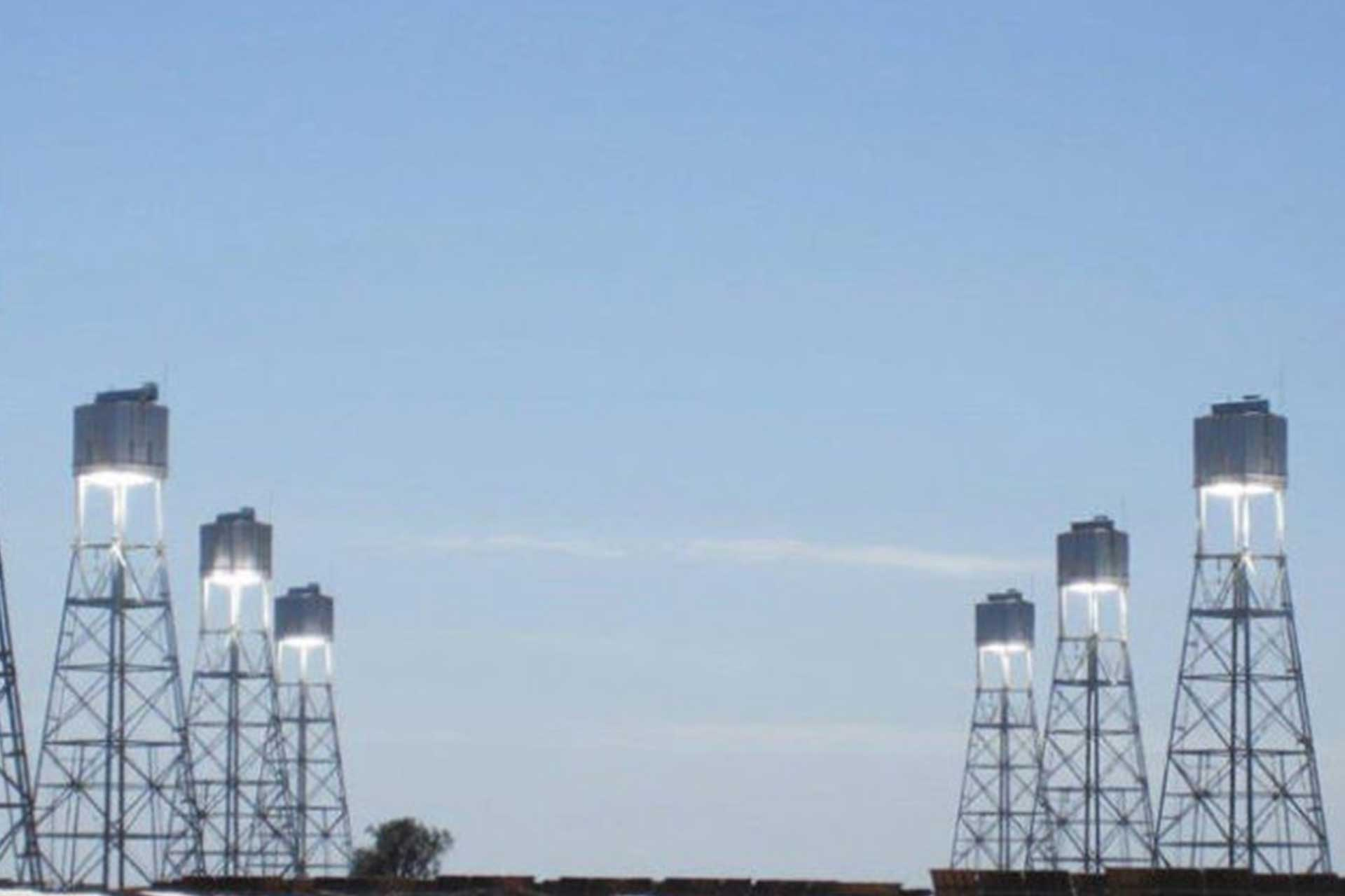 ELEMEC GBC - Projects, Alassa - 50MW Concentrated Solar Thermal Power Generation