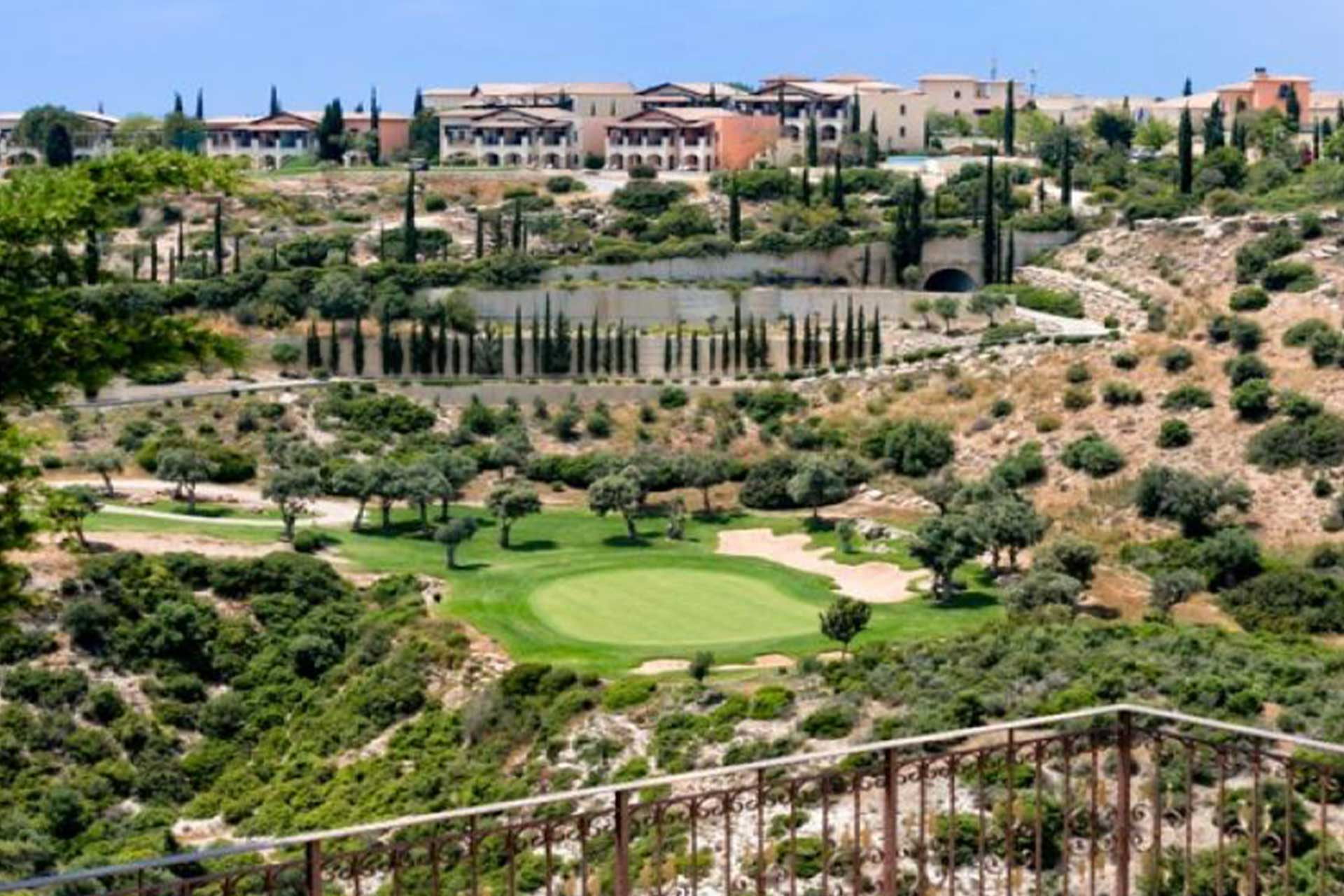 ELEMEC GBC - Projects, Aphrodite Hills Resort