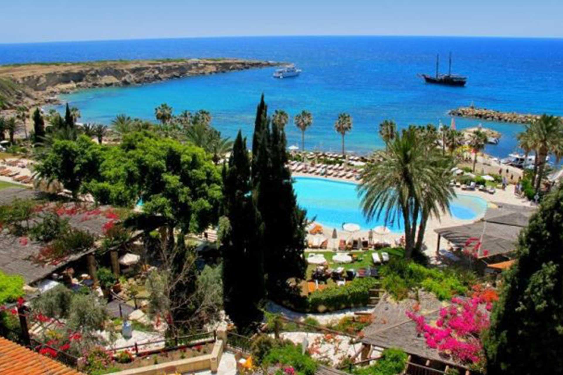 ELEMEC GBC - Projects, Coral Beach Hotel