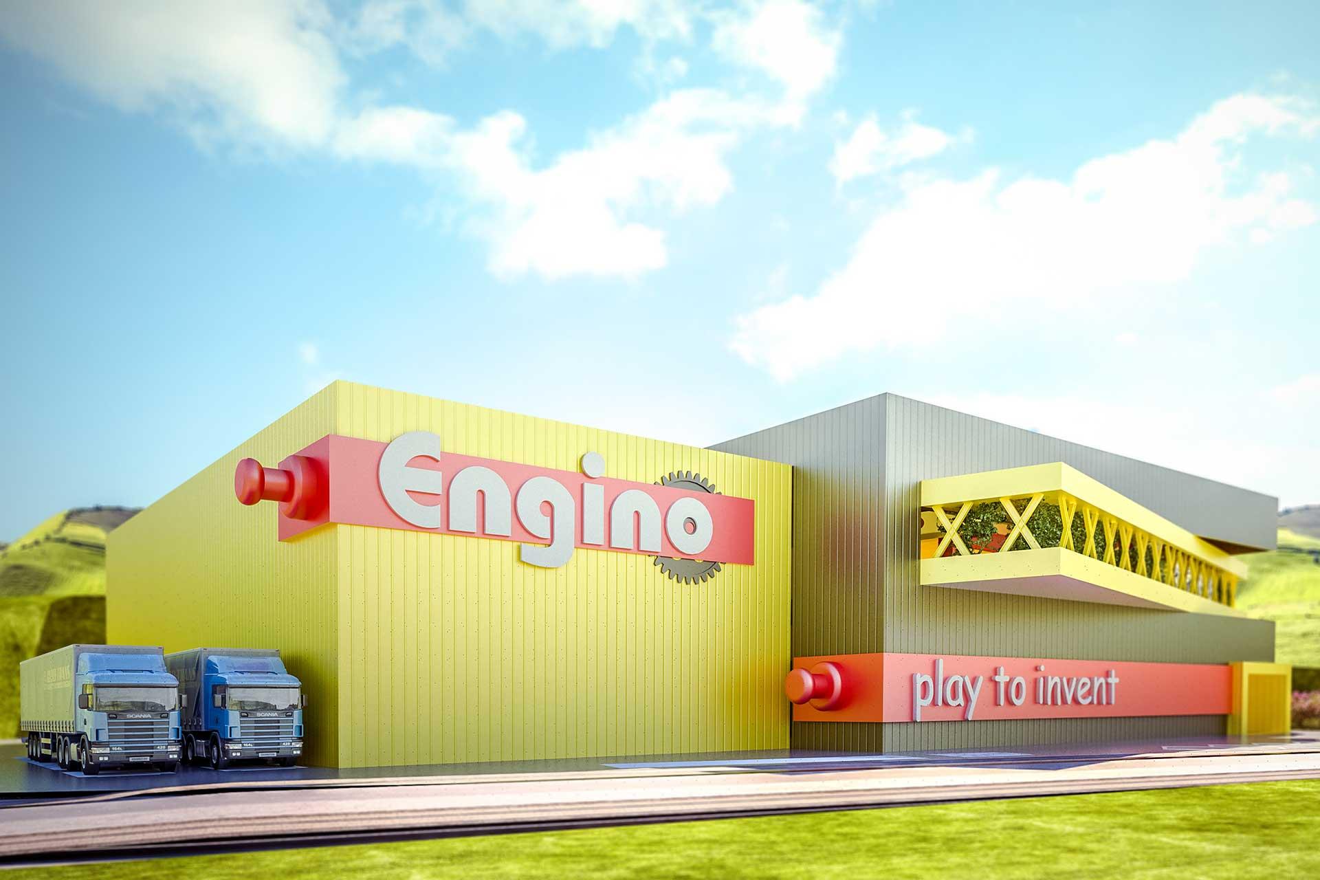 ELEMEC GBC - Projects, Engino Factory