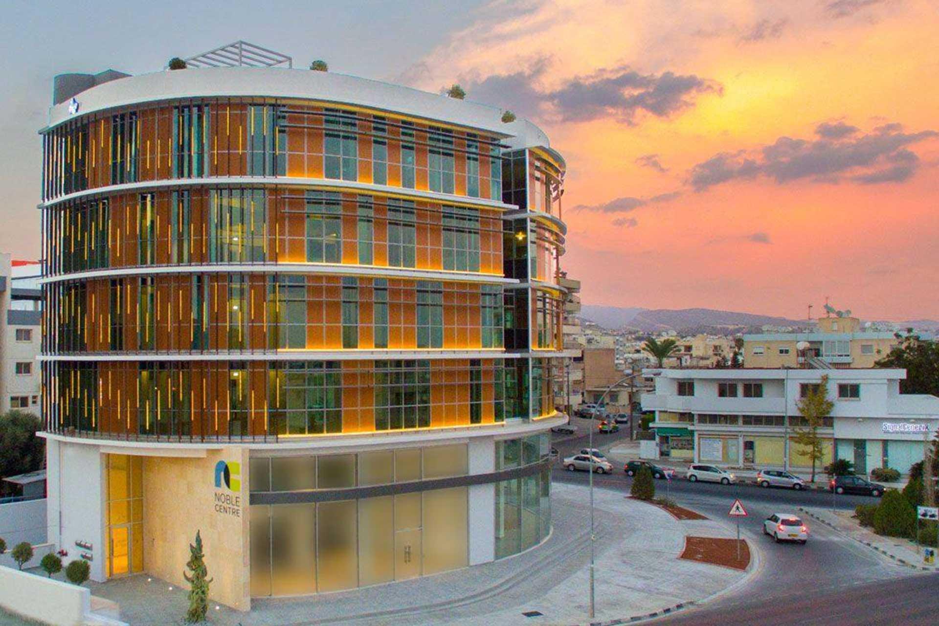 ELEMEC GBC - Projects, Noble Centre