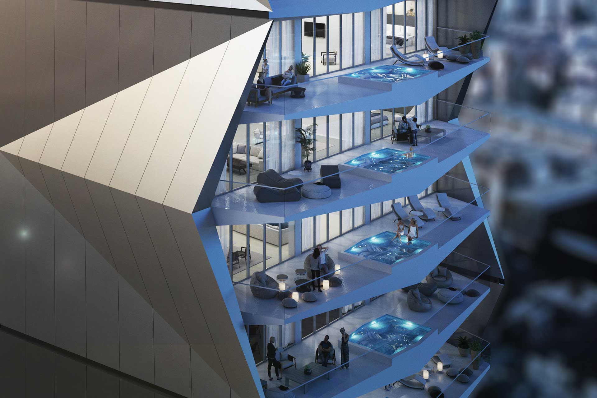 ELEMEC GBC - Projects, The Gallery